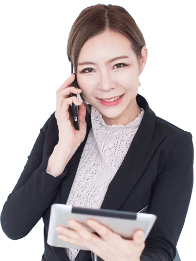 Woman Calling Licensed Money Lender Opens Everyday